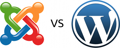 Logo joomla vs logo WordPress
